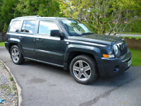 jeep patriot grd limited diesel six speed in very good condition