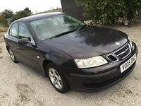 2005 Saab 93 1.8 very clean long MOT Only 87k 9 3 9-3 great driver same engine as a vauxhall Vectra