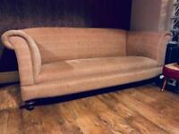 Stunning John Lewis suite - John Sankey Gable sofa with pair of matching Gibson armchairs