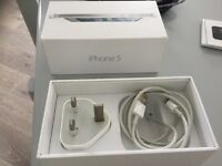 Nearly new IPhone 5