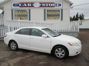 2009 Toyota Camry LE, LOCAL TRADE!! NEWLY INSPECTED!!