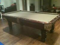 TORONTO BILLIARD TABLE SERVICES & MOVERS 416 827 6351