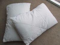 2x extra plump pillows