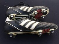Adidas Kaiser 5 football boots in good condition - adult size 8.5