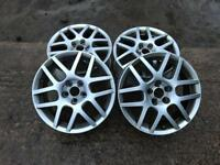 "Vw bbs alloys 16"" Germany"