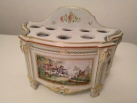 18th century Italian porcelain kitchenware IS IT A SEED PLANTER? central London bargain