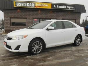 2012 Toyota Camry LE Peterborough Peterborough Area image 1