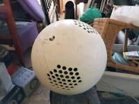 Vintage spaceage PEL speakers hi/fi