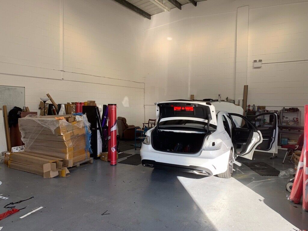 Car Vinyl Wrapping Paint Bodyshop Garage Business For Sale Commercial Property High Reviews In Manchester City Centre Manchester Gumtree