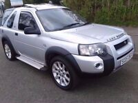 2005 Facelift Land Rover Freelander TD4 Sport *4x4*Diesel*LOW MILES*12 MONTH'S MOT*