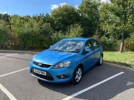 FORD FOCUS 1.6 AUTOMATIC 5DR PETROL NEW MOT