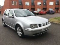 2002 02 REG VOLKSWAGEN GOLF 1.9 GT TDI 130BHP MK4 5 DOOR 6 SPEED MANUAL 12 MONTHS MOT HPI CLEAR