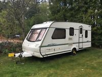 Abbey GTS Vogue 516 5-berth caravan