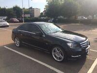 Mercedes C350 sports CDi 2012