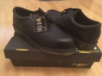 Dr Martens Steel Toe Safety Shoe