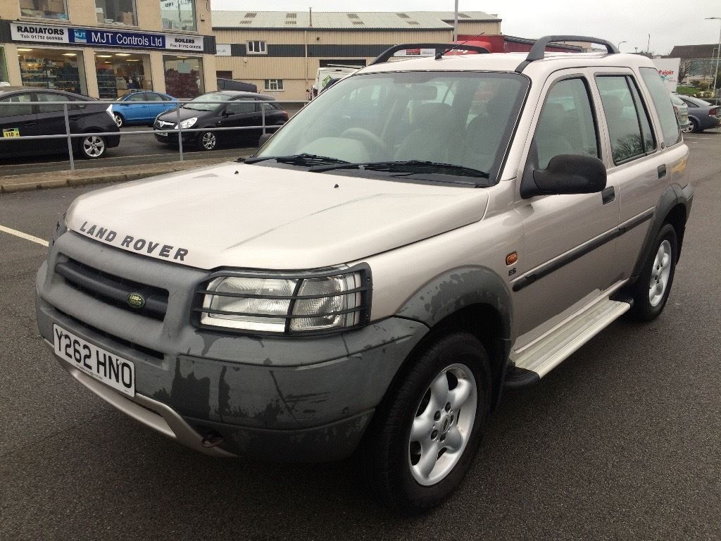land rover freelander 2001 1 8es low mileage mot heated leather glass roof in. Black Bedroom Furniture Sets. Home Design Ideas