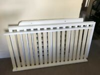 Baby Cot with mattress in excellent condition!!!