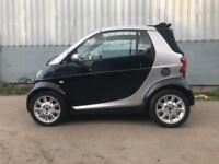 Smart Fortwo convertible automatic 0.6cc