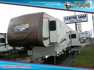 2009 Bristol Bay 3455CK  * 3 extensions *