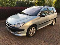 Peugeot 206 sw 2.0 HDI Diesel