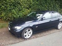 BMW 320D - E90 (BLUE)