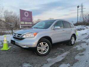 2011 Honda CR-V EX-L NAVI/REAR CAMERA/LEATHER HEATED/SUNROOF CLE