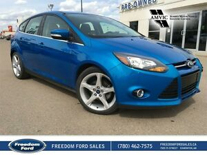 2014 Ford Focus | Heated Seats, Backup Camera, Navigation