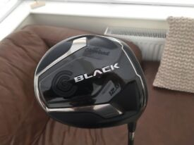 Golf club - Superb Cleveland BLACK Driver in immaculate condition
