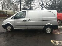 Mercedes Vito van, NO VAT, manual, good condition