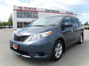 2013 Toyota Sienna LE 8 Passenger TOYOTA CERTIFIED PRE OWNED