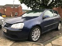 GOLF MK5 1.4 115K BARGAIN £580 NO OFFERS!!!!
