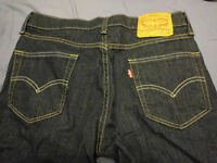 2 Pairs of Levi's 513 Jeans - 28 x 32 - like new - £50 for both