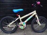 "Apollo woodland bicycle 18"" good condition"