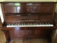 Traditional Upright Piano - Neumeyer