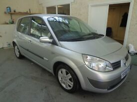 Renault Scenic 1.5 DCI, 55,00miles 10months MOT ,Good condition,Silver,