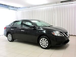 2016 Nissan Sentra HURRY!! DON'T MISS OUT!! SEDAN w/ CRUISE CONT