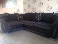 dfs shannon corner sofa bed