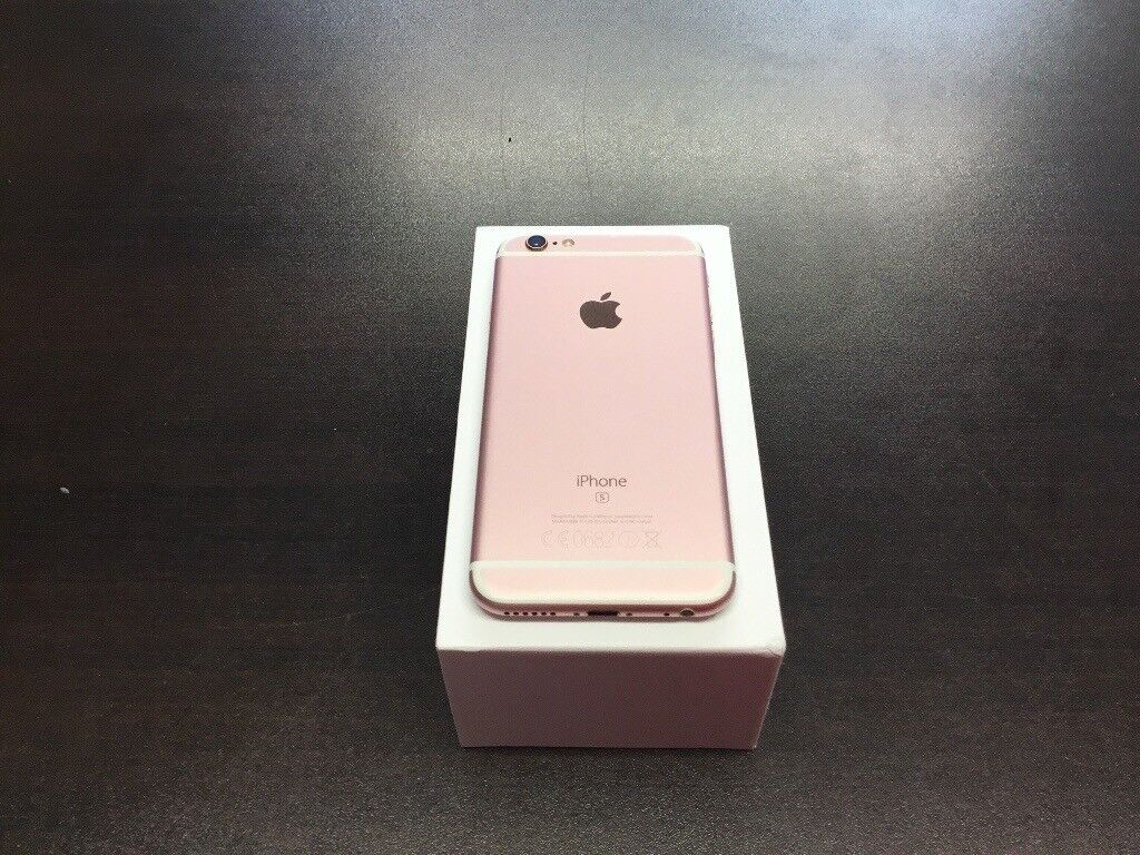IPhone 6s 64gb Unlocked very good condition with warranty and accessories