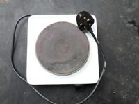 Camping/Caravan electric hot plate. STILL HERE STILL FOR SALE
