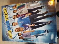 Box set of the big bang theory