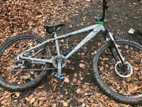 Kona shred jump bike