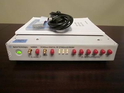 Agilent Hp N4860a Digrf V3 Logic Analyzer Stimulus Probe 16800 16900