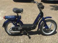 Piaggio Ciao Vespa Px 49cc Vintage Italian Moped/Bicycle Uk Plated Mot 1 y