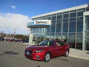 2014 Mazda Mazda3 Gs Sky Sunroof