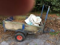 Car Trailer approx. 6ft x 4ft