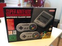 SNES classic mini Super Nintendo