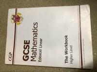 CGP mathematics GCSE linear