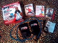 Billy Blanks PT24/7 - The Ultimate Tae Bo Work Out Box Set