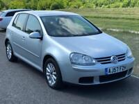 Volkswagen Golf 1.9 TDI Match 5dr, Cambelt and water pump done, Service History Mostly Main Dealer