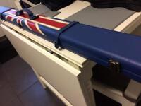 Geordie Pool / Snooker Cue Case 3/4 - RRP £90